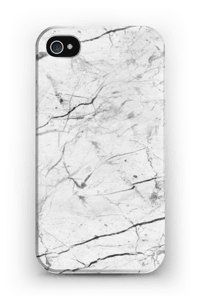 Perfect wit hoesje IPhone 4/4s