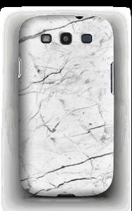 Perfect wit hoesje Galaxy S3