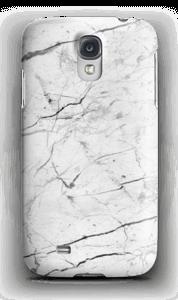 Perfect wit hoesje Galaxy S4