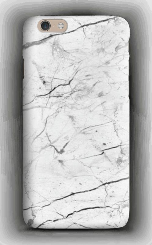 Perfekt hvit marmor deksel IPhone 6