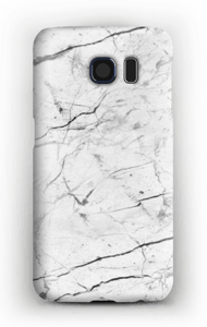 The Perfect White case Galaxy S6