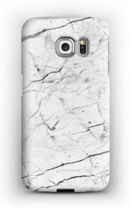 The Perfect White case Galaxy S6 Edge
