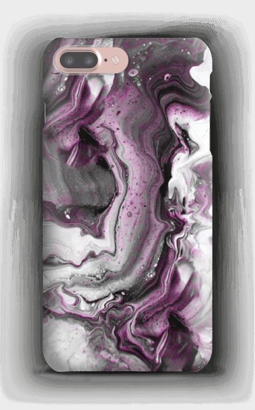 Violetti villitys kuoret IPhone 7 Plus