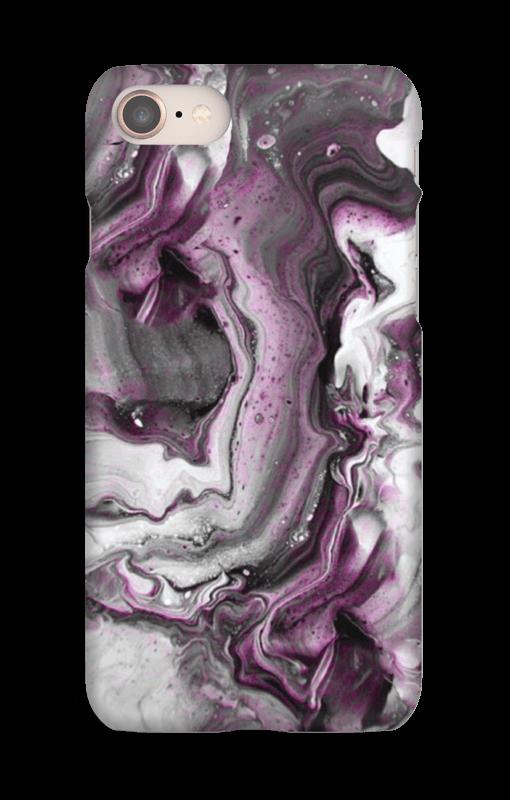 Violetti villitys kuoret IPhone 8