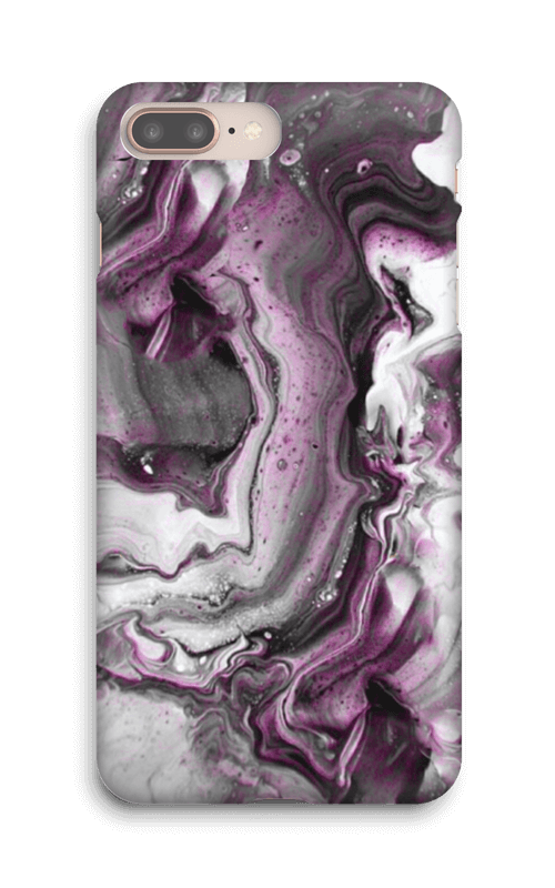 Violetti villitys kuoret IPhone 8 Plus