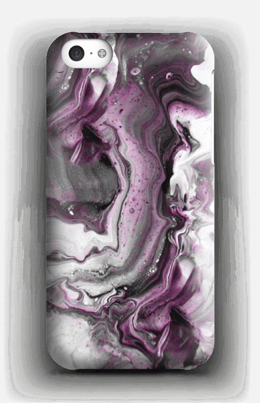 Violetti villitys kuoret IPhone 5c