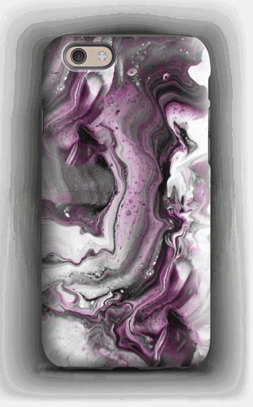 Violetti villitys kuoret IPhone 6 tough