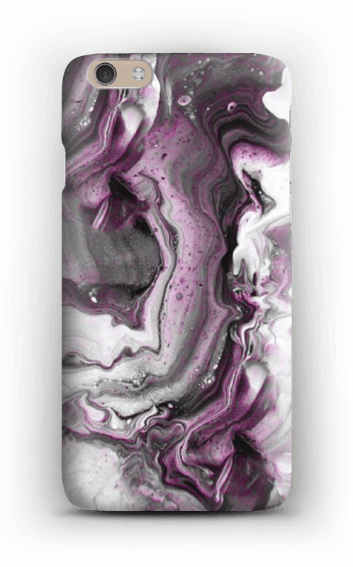 Violetti villitys kuoret IPhone 6 Plus