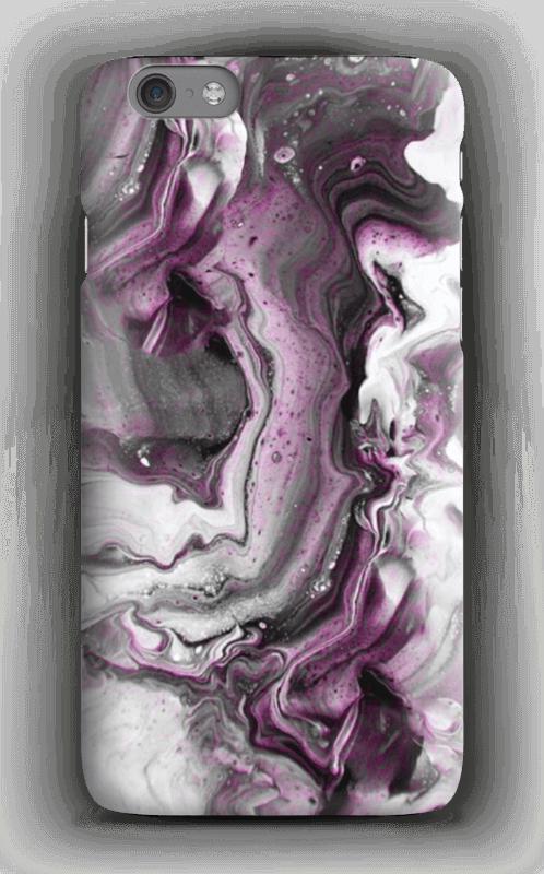 Violetti villitys kuoret IPhone 6s