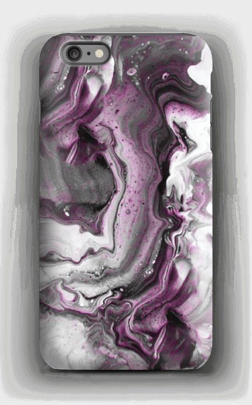 Violetti villitys kuoret IPhone 6s Plus tough