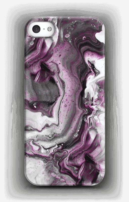 Violetti villitys kuoret IPhone SE