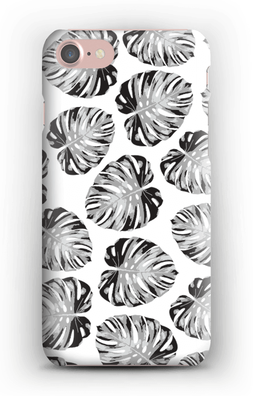 Leaves & Custom Color case IPhone 7