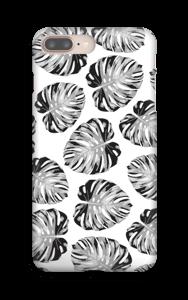 Leaves & Custom Color case IPhone 8 Plus