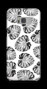 Jungle bladeren hoesje Galaxy S8 Plus