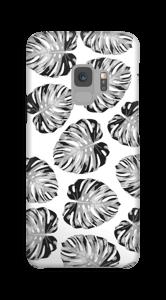 Jungle bladeren hoesje Galaxy S9