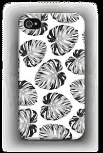 Jungle bladeren hoesje IPhone 4/4s