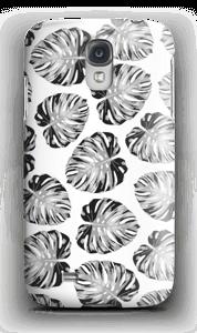 Jungle bladeren hoesje Galaxy S4