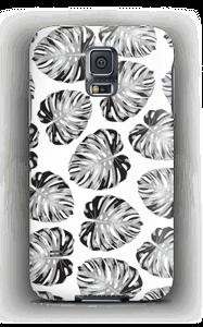 Tuunattavat lehdet kuoret Galaxy S5