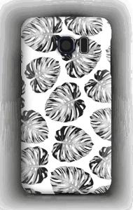 Jungle bladeren hoesje Galaxy S6