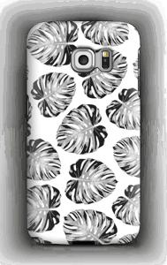 Tuunattavat lehdet kuoret Galaxy S6 Edge