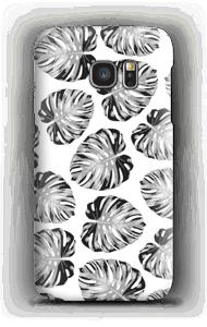 Jungle bladeren hoesje Galaxy S7