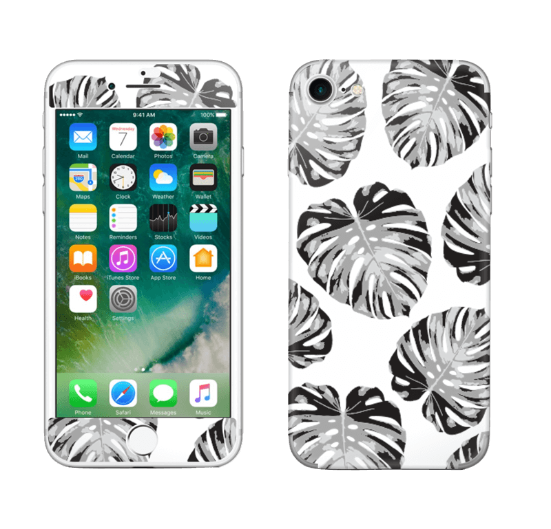 Feuillage exotique Skin IPhone 7