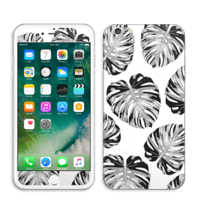 Egen tilpasset blad i farger Skin IPhone 6 Plus