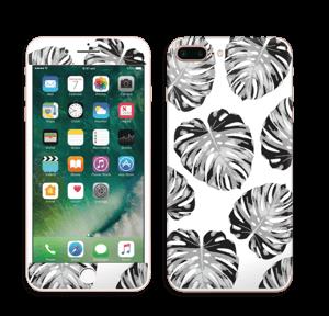 Egen tilpasset blad i farger Skin IPhone 7 Plus