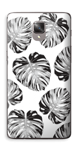 Egen tilpasset blad i farger Skin OnePlus 3