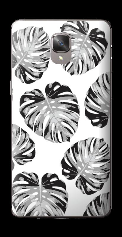 Feuillage exotique Skin OnePlus 3