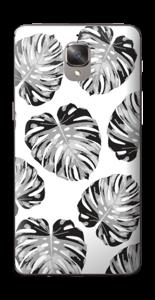 Egen tilpasset blad i farger Skin OnePlus 3T