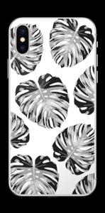 モンステラ スキンシール IPhone X