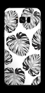 Feuillage exotique Skin Galaxy S8 Plus