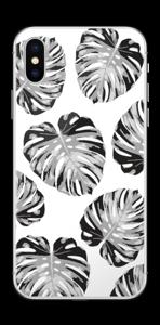 Feuillage exotique Skin IPhone XS
