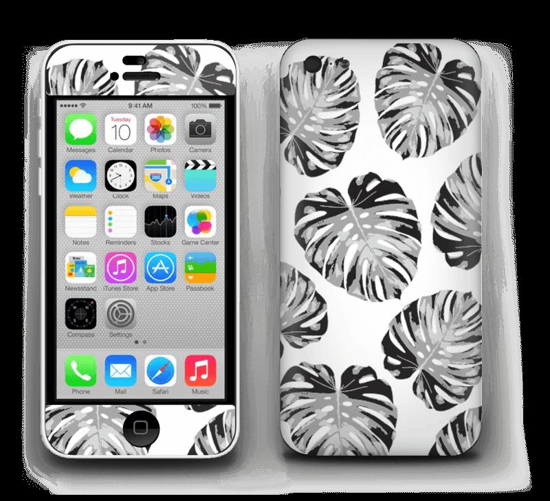 Feuillage exotique Skin IPhone 5c