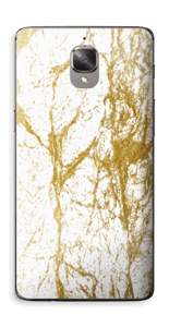 Lovely gold and white design for your skin, add your own personal touch with your name.