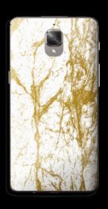 Gull og Hvitt Skin OnePlus 3T