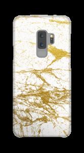 Vitt & Guld skal Galaxy S9 Plus