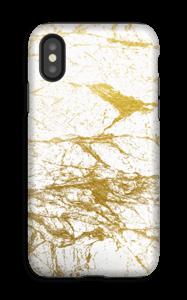 Vitt & Guld skal IPhone XS tough
