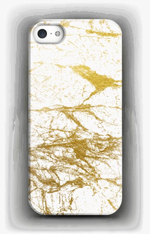 Blanc et Or Coque  IPhone 5/5S