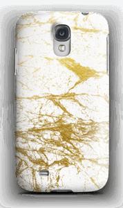 Goud en wit  hoesje Galaxy S4