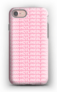 Hot Line Bling Capa IPhone 7 tough