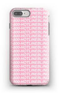 Hot Line Bling Capa IPhone 7 Plus tough