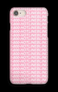 Hot Line Bling hoesje IPhone 8