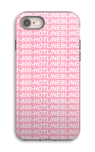 Hot Line Bling Capa IPhone 8 tough