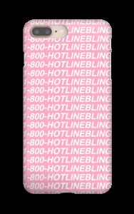 Hot Line Bling deksel IPhone 8 Plus