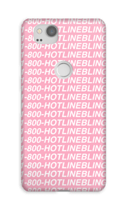Hot Line Bling Capa Pixel 2