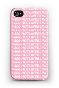 Hot Line Bling kuoret IPhone 4/4s