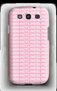 Hot Line Bling hoesje Galaxy S3