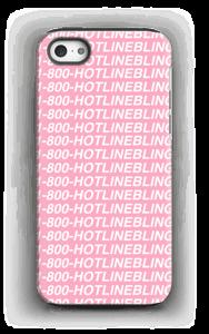 Hot Line Bling deksel IPhone 5/5s tough